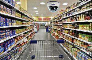 5 مورد از مزایای دوربین های امنیتی برای مغازه های خرده فروشی