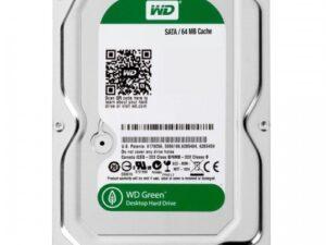 هارد وسترن سه ترابایت سبز WESTERN GREEN 3TB-WD30EZRX