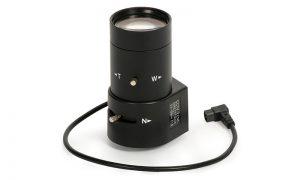 لنز دوربین مداربسته چیست؟