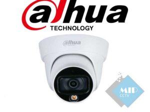 دوربین مداربسته HAC-HDW1239TLP-A-LED داهوا. استارلایت