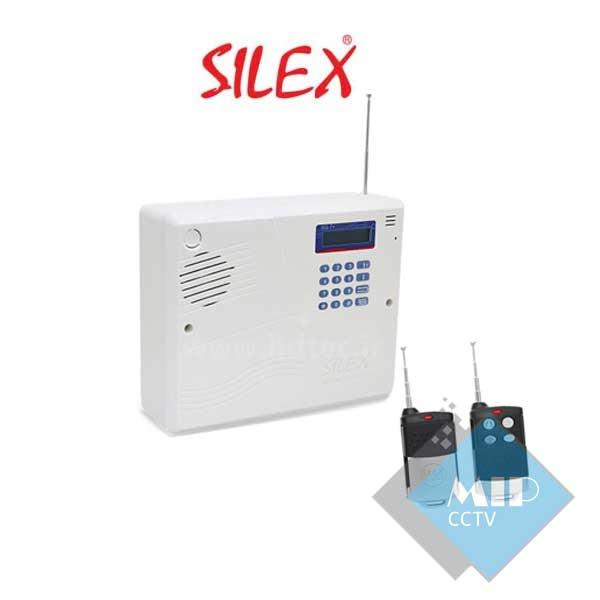 دزدگیر سیم کارتی SG7+ سایلکس