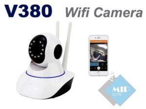 دوربین تحت شبکه هوشمند babycam
