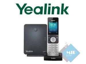 تلفن تحت شبکه بیسیم w60p